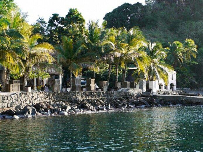Karib tenger kalózai helyszínek egyike