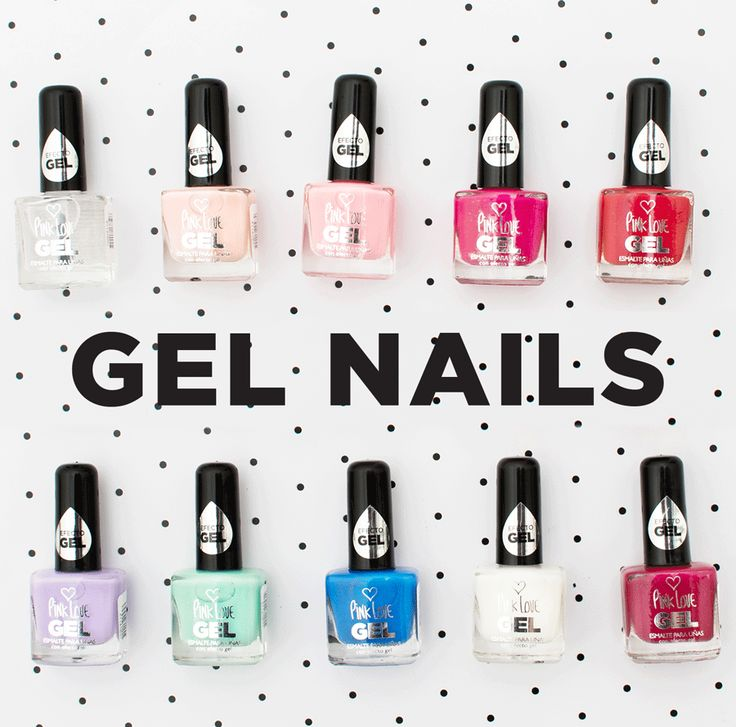 Lo más! #Todomoda #GelNails #nails #colors #beauty #musthave