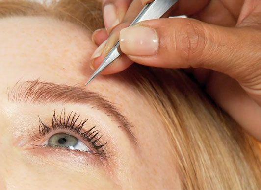 DIY Eyebrow Extensions - Ellie Malmin Lash Brow Makeup Academy
