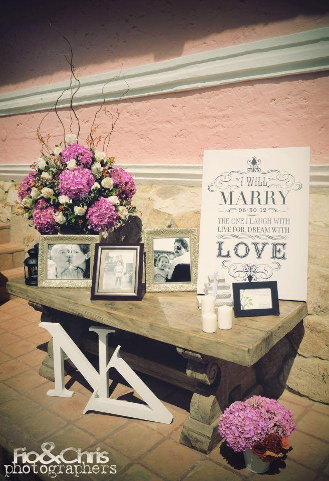 Best 25 Wedding entrance table ideas on Pinterest Reception