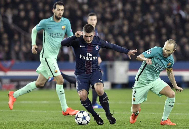 awesome PSG's Marco Verratti takes over Twitter with magical midfield display v Barcelona Check more at https://epeak.info/2017/02/15/psgs-marco-verratti-takes-over-twitter-with-magical-midfield-display-v-barcelona/
