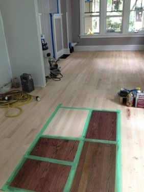 25 best ideas about red oak floors on pinterest floor for Unstained hardwood floors