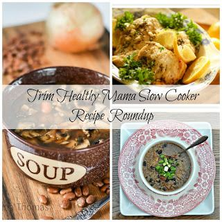 Darcie's Dishes: Trim Healthy Mama Slow Cooker Recipe Roundup  // 30 Trim Healthy Mama recipes that you can make in your slow cooker. This is an invaluable resource for nights when you need to eat dinner in a hurry. Don't let busyness keep you from eating on plan.