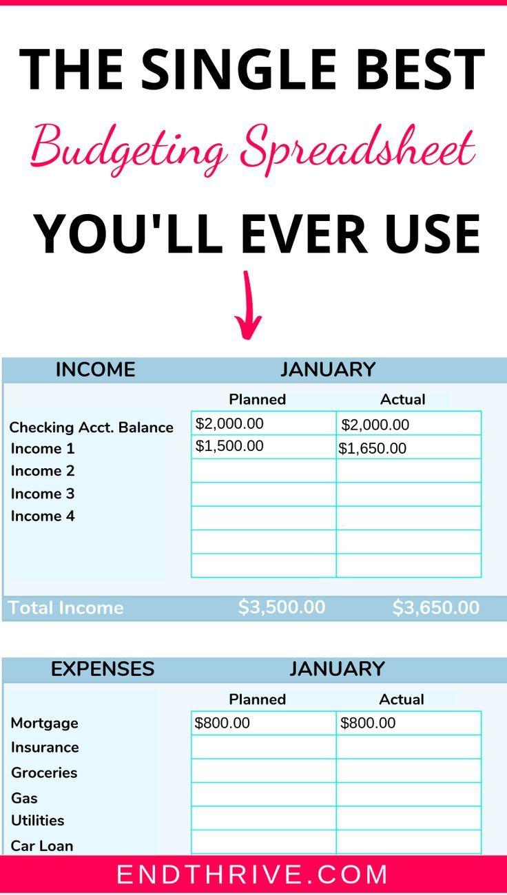 Spreadsheets Freebie Budget Spreadsheet Budget Spreadsheet Template Excel Budget Spreadsheet Best budget spreadsheet templates