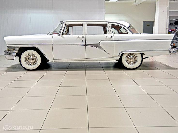 Купить ГАЗ 13 «Чайка» с пробегом в Москве: 1970 года, цена 10 000 000 рублей — Авто.ру