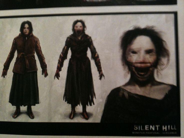 Silent Hill Downpour concept art | Inner Fear