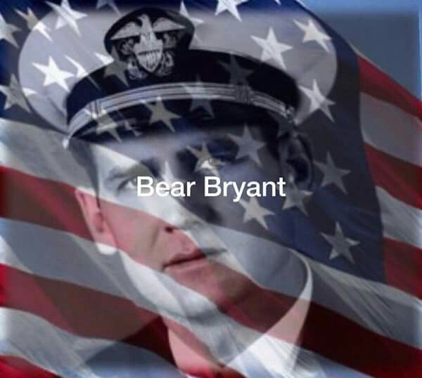 Bear Bryant Served his Country