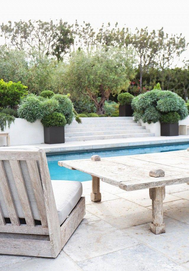 Best 25+ Outdoor Pool Furniture Ideas On Pinterest | Pool Furniture, Outdoor  Pool And Asian Fire Pits
