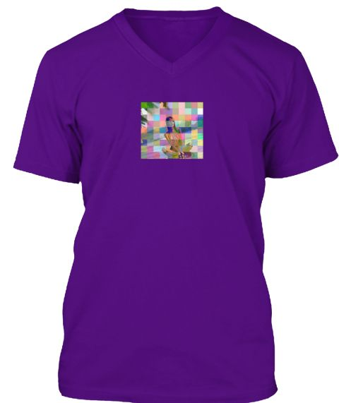 Inklicious Team Purple T-Shirt Front