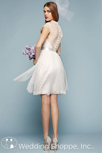 Bridal Gowns Encore by Watters Spruce Bridal Gown Image 2