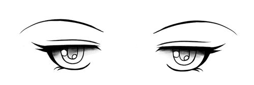 How to Draw Anime Eyes for Beginners - Manga Tuts