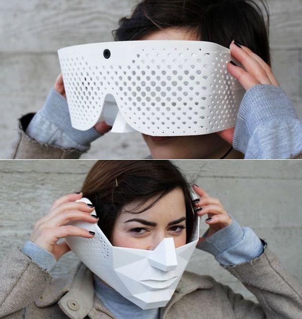 Estudantes criam 'máscara do Iron Man' que dá a você habilidades de visão e audição sobre-humanas