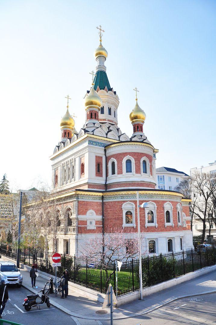 Russian Church, Vienna