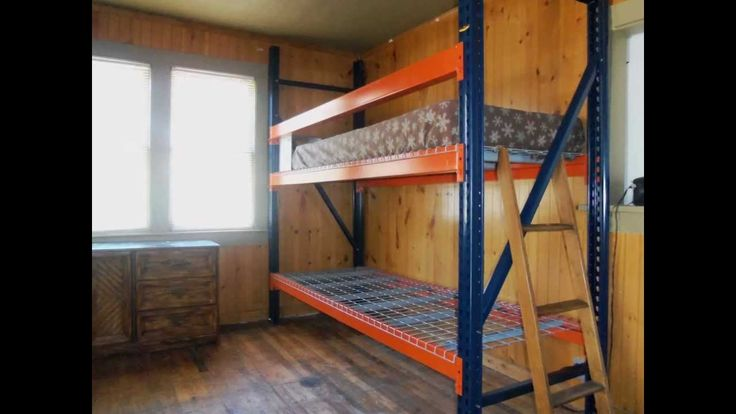best 25 homemade bunk beds ideas on pinterest twin size loft bed bunk beds with storage and. Black Bedroom Furniture Sets. Home Design Ideas