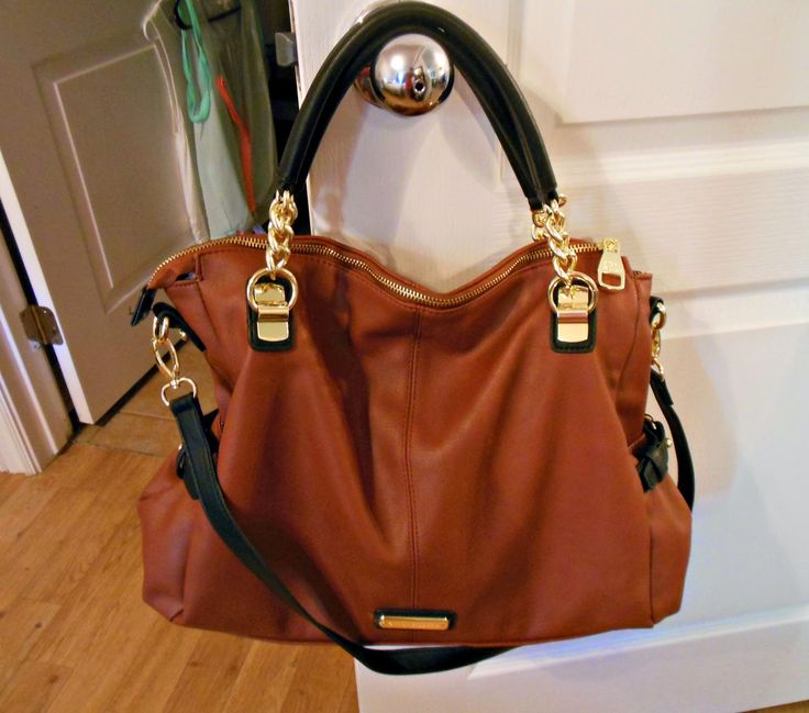 Best 20  Brown bags ideas on Pinterest | Brown leather crossbody ...