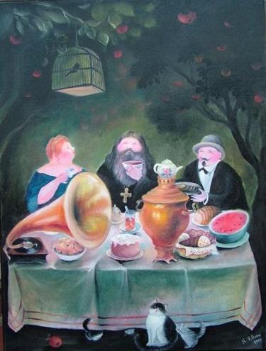 Natasha Villone's Tea Time (modern)