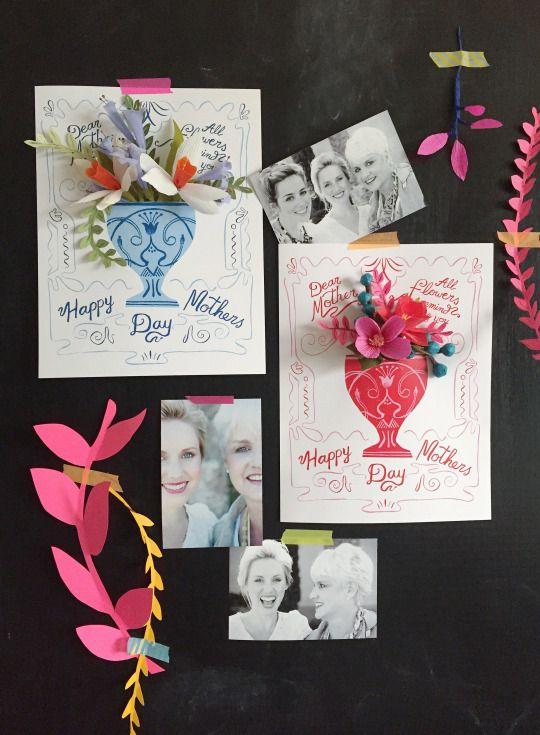 Make It Happen: Mom's Day DIY - Anthropologie Blog