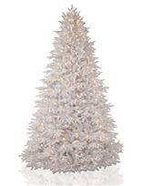 FINALLY!!! the white christmas tree i have always wanted = )!!! Mount Washington White Artificial Christmas Tree - Balsam Hill