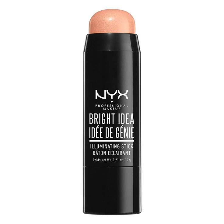 NYX Professional Makeup Rouge Bright Idea Illuminating Stick PRODUCT