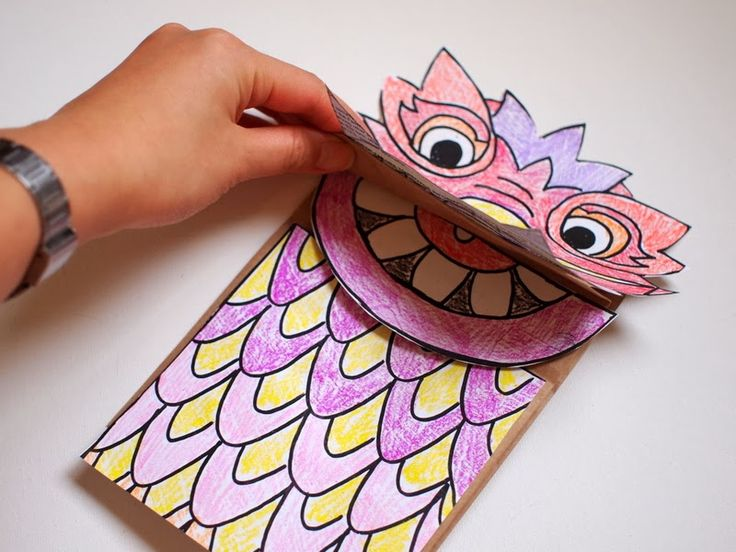 139 Best Images About Crafts Paper Puppet On Pinterest