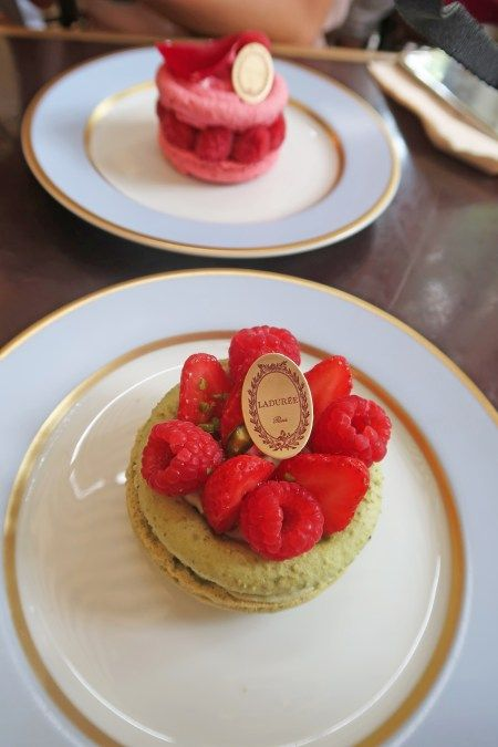 3 Days In Paris, France - Laduree