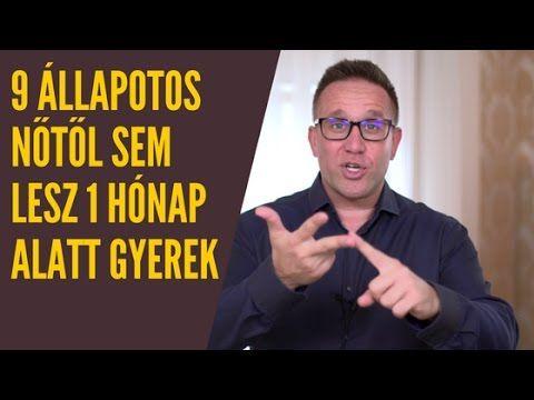 Kilenc állapotos nőtől sem lesz egy hónap alatt gyerek - Szabó Péter mot...