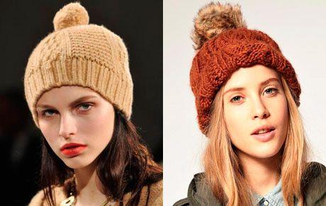 Вязаные шапки - это, наверное, самый модный тренд сезона осень-зима 2014-2015.  Огромное разнообразие фасонов вязаных...