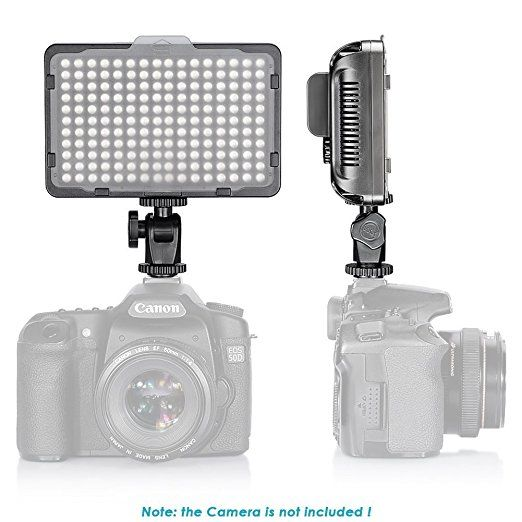 Neewer Photo Studio 176 LED Ultra Bright Dimmable on: Amazon.co.uk: Camera & Photo