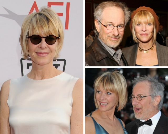 The Best Short Haircuts for Women Over 50: Kate Capshaw's Cool Short 'Do