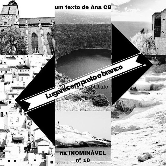 Também é possível viajar em preto e branco. A Ana diz-nos por onde, na #revistainominavel no. 10  https://buff.ly/2hWL3yF  #revistadigital #revistaonline #revista #revistaportuguesa #portuguesemagazine #portugal #bookstagram #instadaily #viagens #pretoebranco #passear #férias #lugares #viajar  [link in bio]