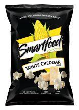 Buy again! White Cheddar Smartfood Popcorn