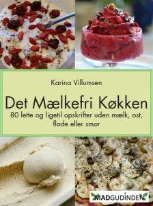 Det Mælkefri Køkken bogforside