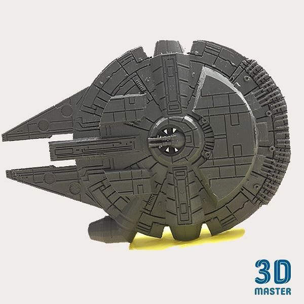 Something we liked from Instagram! Yıldız Savaşları filminin efsane uzay gemisi Millenium Falcon! #uzaygemisi #yıldızsavaşları #milleniumfalcon #uzay #bilim #tıp #3dyazıcı #3dprinter #3dbaskı #3boyutlubaskı #3d #3dbaski #3dprint #inovasyon #yazıcı #moda #sanat #art #savunma #üretim #otomotiv #mimari #dekorasyon #modelleme #prototip #teknoloji #starwars #spacecraft #spaceship by master.3d check us out: http://bit.ly/1KyLetq