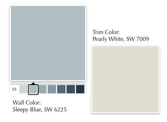 sleepy blue sherwin williams exterior 1 sleepyblue pearlywhite paint colors house paint. Black Bedroom Furniture Sets. Home Design Ideas