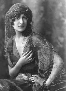 La princesa Balasha Cantacuzene