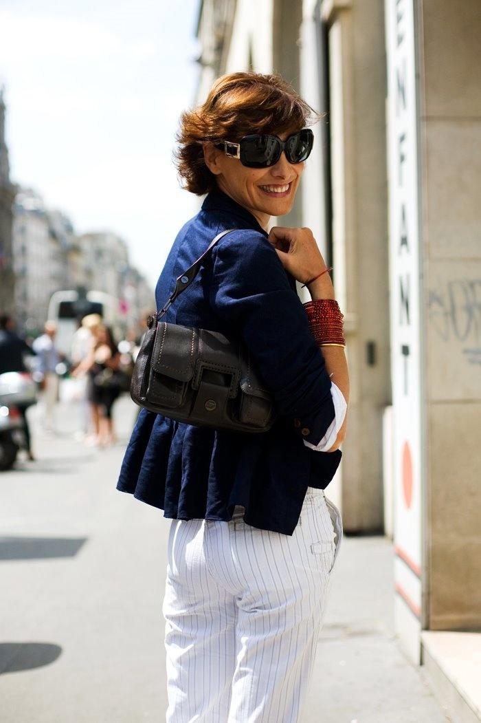64 best style by ines de la fressange images on pinterest french chic my style and parisian style - Mari d ines de la fressange ...
