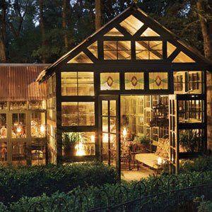 Best Greenhouses Potting Sheds Images On Pinterest Garden