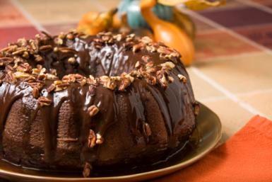 The Legendary Tunnel of Fudge Cake: Chocolate Bundt Cake