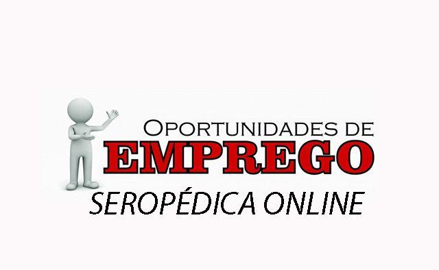 Emprego analista ambiental junior (área florestal), Seropédica – RJ