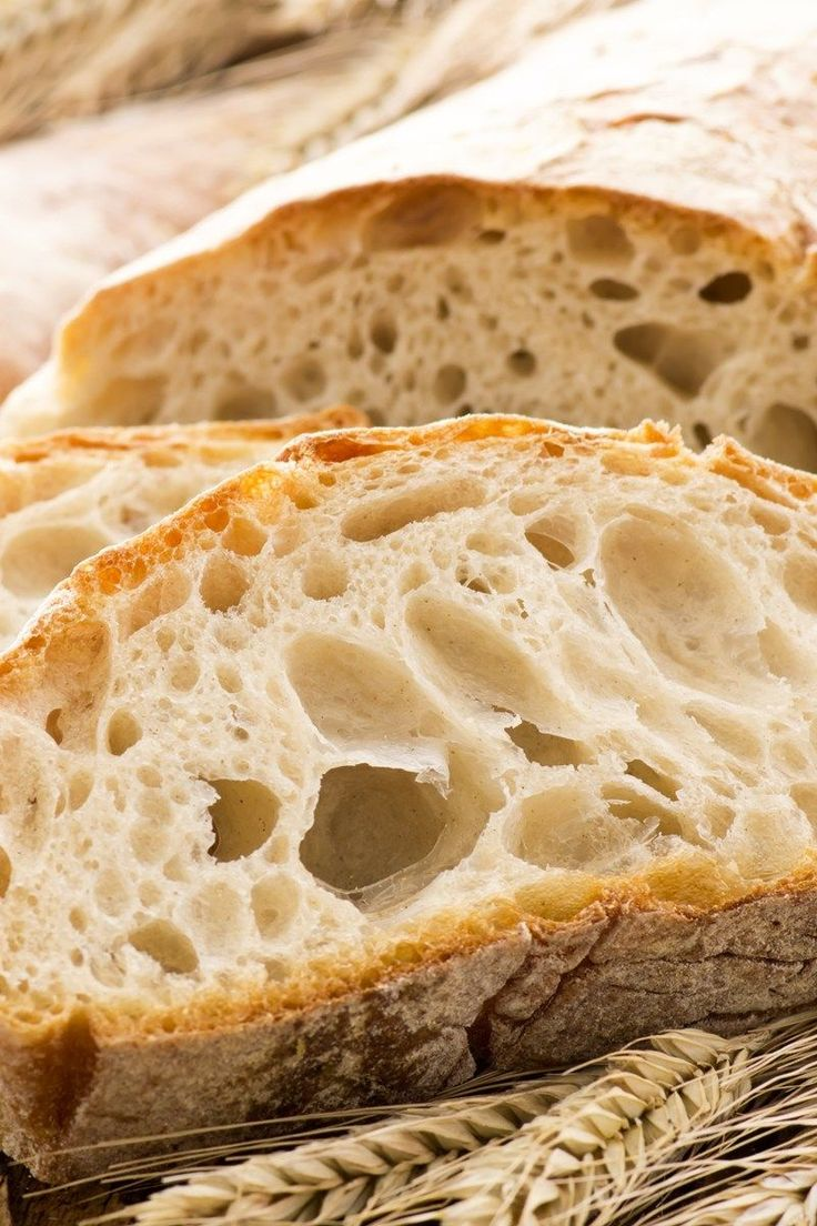 Homemade Ciabatta Bread Recipe