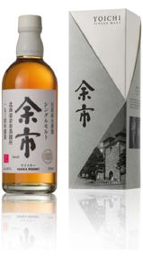 Nikka Yoichi Non Age 50cl. single malt whisky