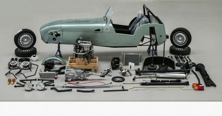 Caterham Seven 160 80bhp (New Kit Available) | eBay