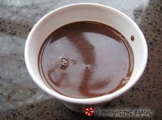 Zεστή σοκολάτα αλά βελγικά #sintagespareas