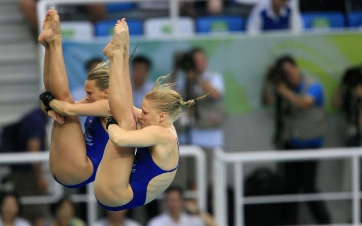Diving: Team GB Women's Diving