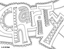 coloring pages : Free Online Printable Coloring Pages For Adults ... | 170x220