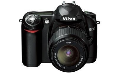 10 Things You Should Know About the Nikon D50