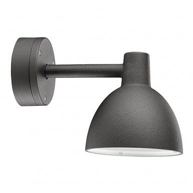 Toldbod 155 Vägg Utomhusbelysning | Louis Poulsen | Länna Möbler, 3700 kr