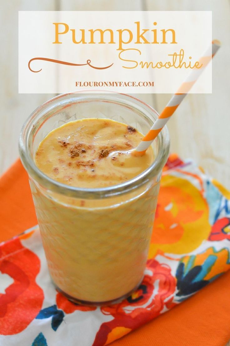 is pumpkin a fruit healthy fruit and vegetable smoothie recipes