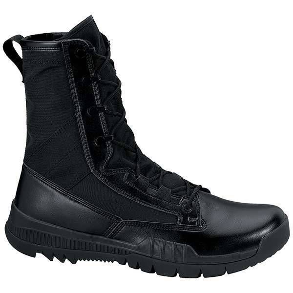 Nike SFB 8in Field Black Tactical Police Boot