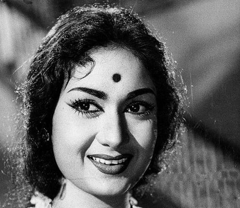Actress Savithri Ganesan